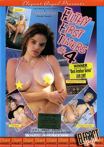 Cheap Filthy First Timers 4 porn DVD