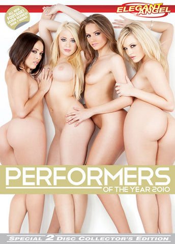 Cheap Performers of the Year 2010 porn DVD