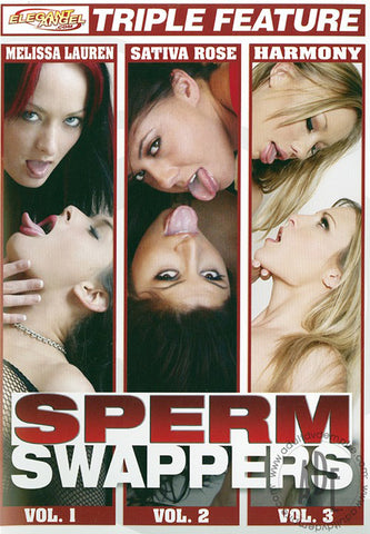 Cheap Triple Feature Sperm Swappers 1, 2 & 3 porn DVD