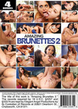 Amazing Brunettes 2 XXX Adult DVD