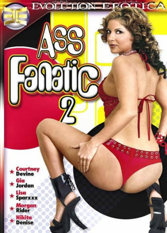Cheap Ass Fanatic 2 porn DVD
