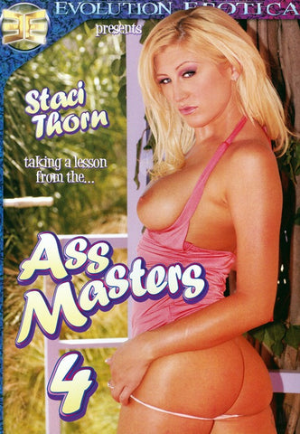 Cheap Ass Masters 4 porn DVD
