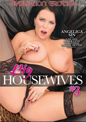 Big Housewives 3 Adult Movie DVD