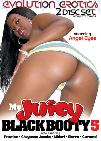 Cheap My Juicy Black Booty 5 (2 Disc) porn DVD