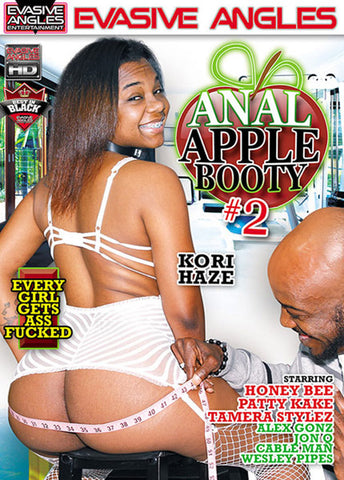 Anal Apple Booty 2 Adult Movies DVD