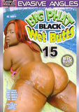 Big Phat Black Wet Butts 15 Adult Movies DVD
