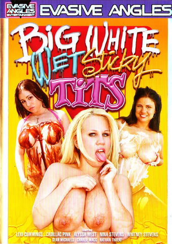 Big White Wet Sticky Tits Adult Movies DVD