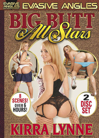 Big Butt All Stars: Kirra Lynne (2 Disc Set) XXX DVD