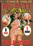 Big Butt All Stars: Talicious XXX DVD