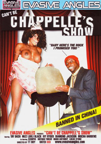 Cheap Can't Be Chappelle's Show porn DVD