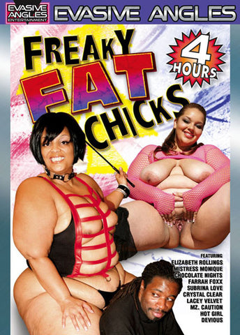 Freaky Fat Chicks Adult DVD