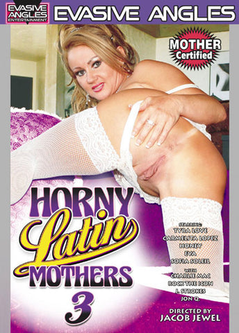 Horny Latin Mothers 3 XXX Adult DVD