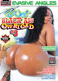 Wet Black Ass Overload 3 Adult Movies DVD