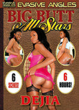 Cheap Big Butt All Stars: Dejia porn DVD