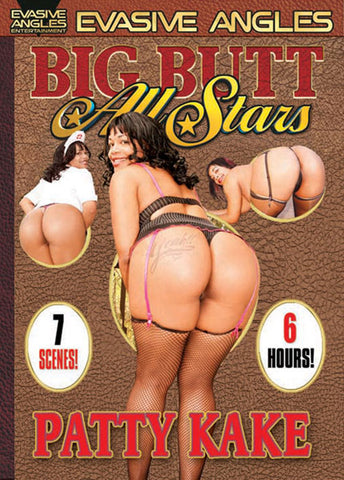 Cheap Big Butt All Stars: Patty Kake porn DVD
