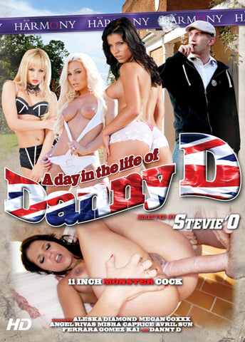 Cheap A Day In The Life Of Danny D porn DVD