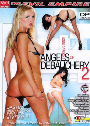 Angels Of Debauchery 2 Porn DVD