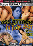 Cheap Ass Attack And I'm Your Slut (2 Disc Set) porn DVD