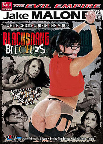 Cheap Black Snake Bitches porn DVD