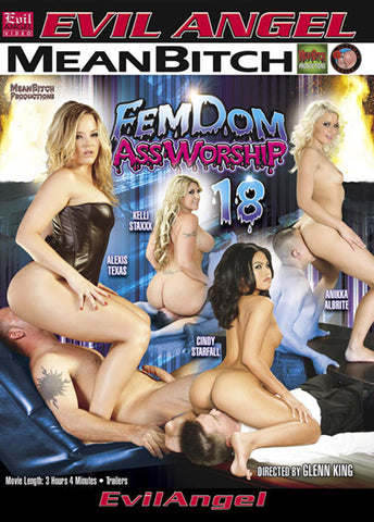 Fem Dom Ass Worship 18 XXX DVD