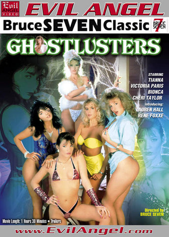Cheap Ghostlusters porn DVD