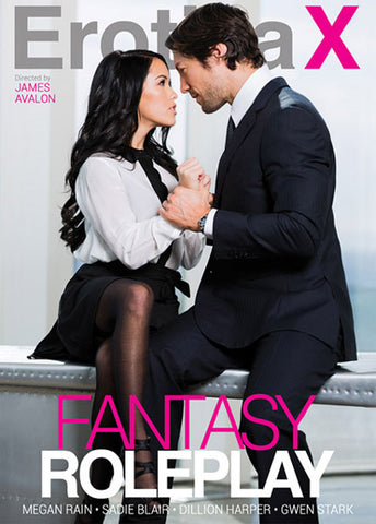 Fantasy Roleplay Adult Movie DVD