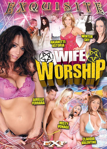 Cheap Wife Worship porn DVD