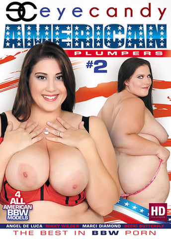 American Plumpers 2 XXX DVD