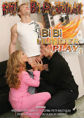 Bi Bi Hunger Play 3 Adult Movie DVD
