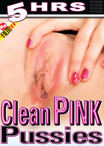 Clean Pink Pussies Sex DVD