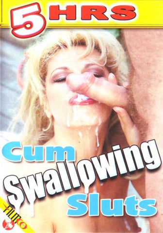 Cum Swallowing Sluts Adult DVD