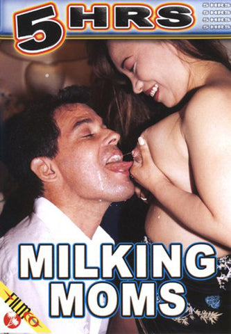 Cheap Milking Moms porn DVD