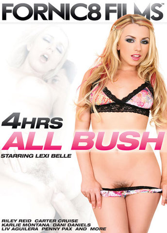 All Bush Adult Movies DVD