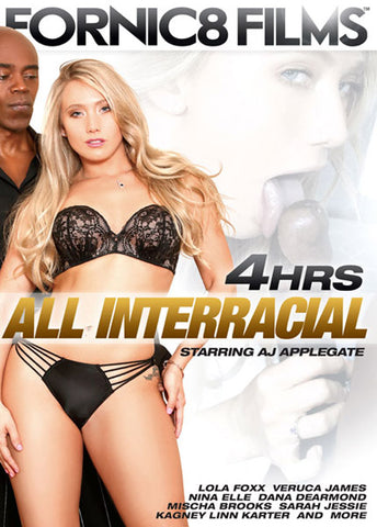 All Interracial Adult Movies DVD