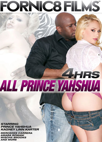 All Prince Yahshua XXX Adult DVD