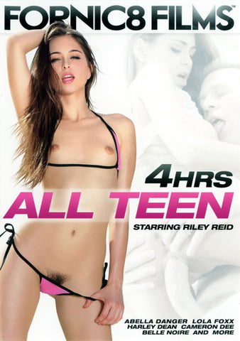 All Teen Adult Movies DVD