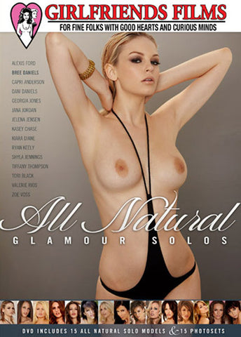 Cheap All Natural Glamour Solos 1 porn DVD