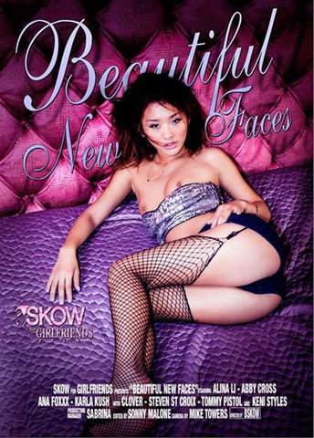 Cheap Beautiful New Faces 1 porn DVD