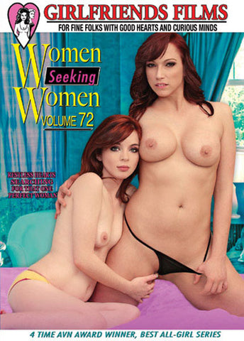 Cheap Women Seeking Women 72 porn DVD