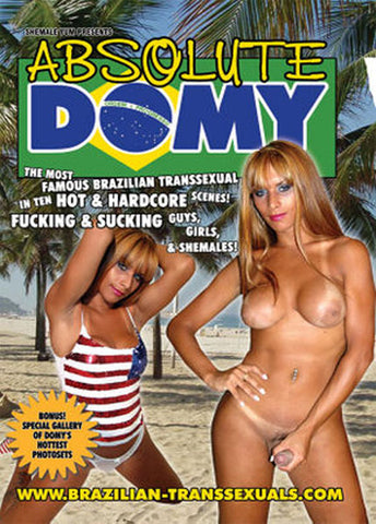 Absolute Domy Adult DVD