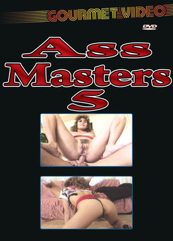 Ass Masters 5 XXX Adult DVD