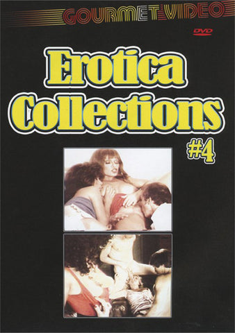 Erotica Collections 4 Adult DVD