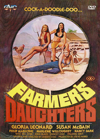 Cheap Farmer's Daughters porn DVD