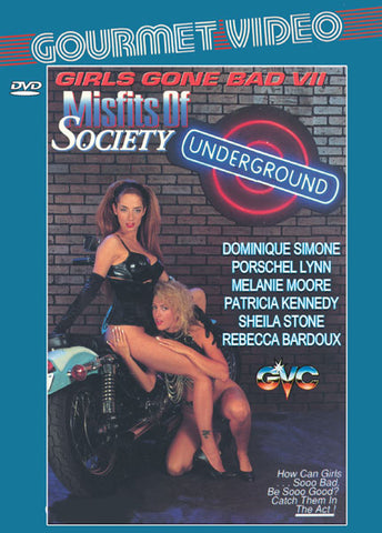 Cheap Girls Gone Bad 7: Misfits Of Society porn DVD