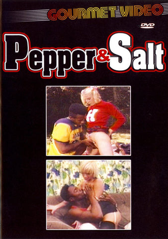 Pepper & Salt Sex DVD