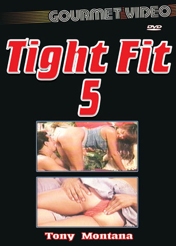 Tight Fit 5 XXX Adult DVD