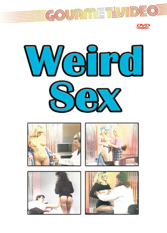Weird Sex XXX Adult DVD