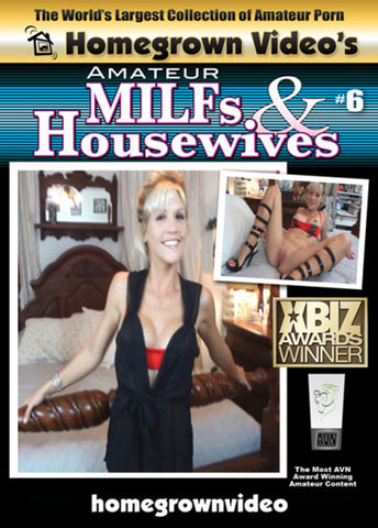 Cheap Amateur Milfs And Housewives 6 porn DVD