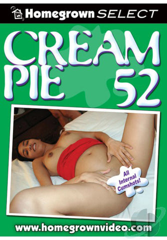 Cheap Cream Pie 52 porn DVD