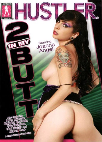 Cheap 2 In My Butt porn DVD